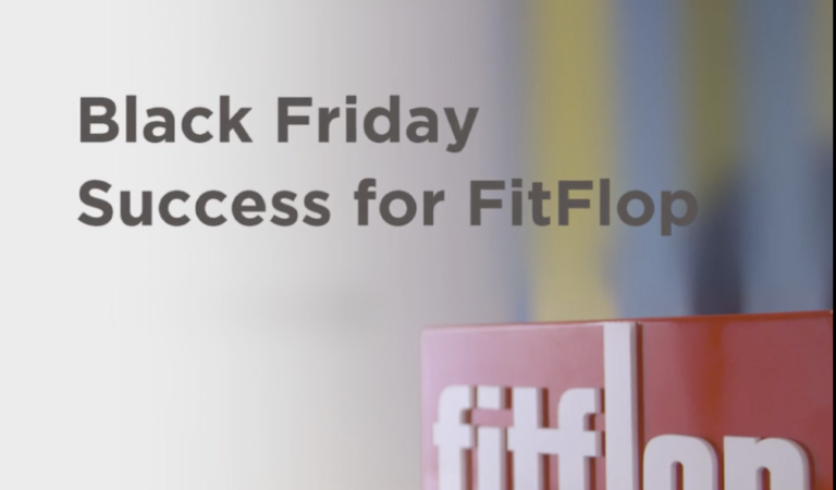 FitFlop share how they got 400-500% more ecommerce traffic on Black Friday