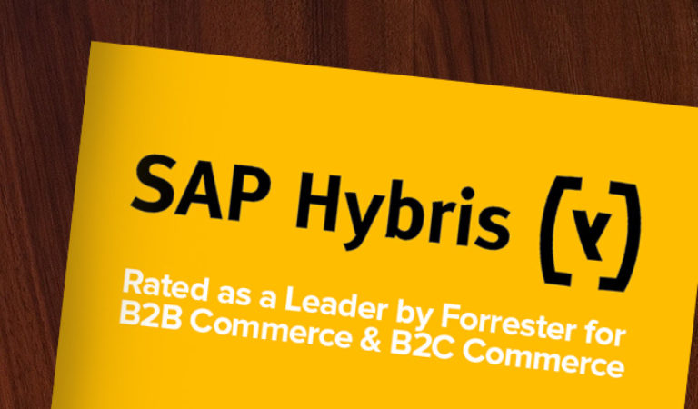 SAP Hybris Recognized as a Leader in B2C and B2B Commerce Suites