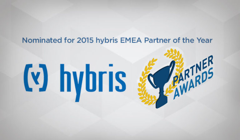 SAP Hybris EMEA Partner of the Year Nomination