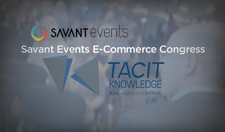 Highlights from Tacit Knowledge Sponsored E-Commerce Congress