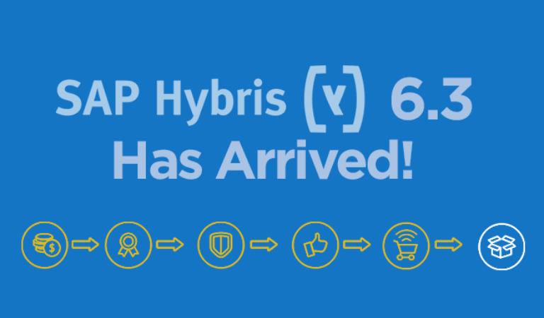 SAP Hybris 6.3 has Arrived! New benefits for B2C and B2B customers.