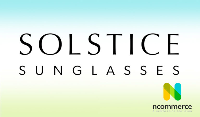 Solstice Sunglasses Selects Newgistics' ncommerce Platform to Power its Ecommerce Site
