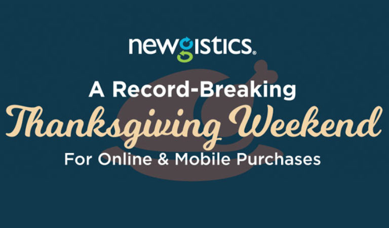 A Record-Breaking Thanksgiving Weekend For Online & Mobile Purchases