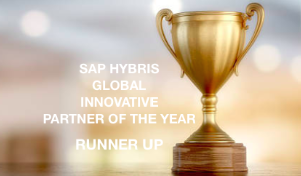 SAP Hybris Global Innovative Partner of the Year